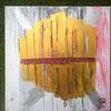 Abstrakte malerei, Fantasie, Gold, Malerei