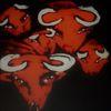 Stier, Rot, Horn, Malerei