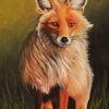 Wild, Natur, Ölmalerei, Tiere
