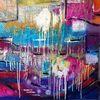 Abstrakt, Traum, Malerei