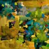 Emotion, Landschaft, Atmosphäre, Malerei