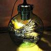Glas, Vater, Lampe, Licht