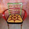 Stuhl, Würze, Chili, Leben