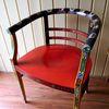 Sessel, Symbol, Holz, Herrscher