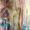 Licht, Pastellmalerei, Vorhang, Malerei