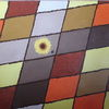 Sonnenblumen, Farbmuster, Bunt, Malerei