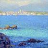 Frankreich, Impressionismus, Provence, Antibes