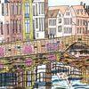 Häuser, Wasser, Idyllisch, Altstadt