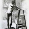 Malerei marcel heinze, Akt, Weiblich, Zeichnung