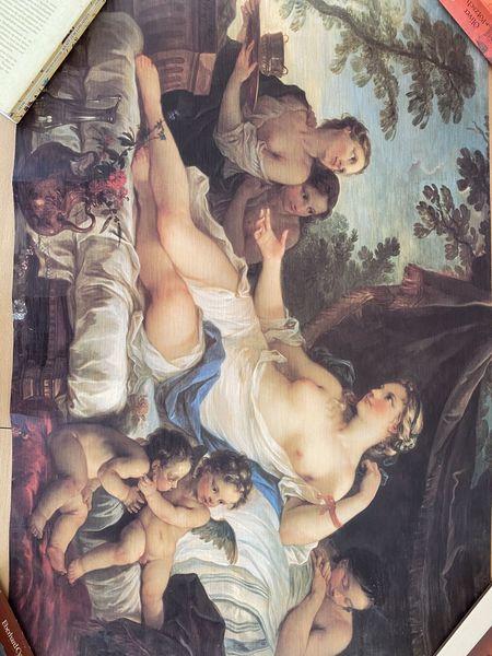 Engel, Blau, Muse, Renaissance