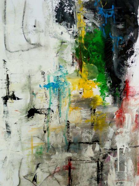 Dichte, Vermischen, Bunt, Malerei, Harmonie