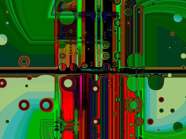 Computergrafik, Modern, Abstrakt, Digital, Grafik, Digitale kunst