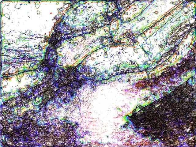 Modern, Akt, Abstrakt, Digital, Grafik, Computergrafik