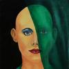 Menschen, Frau, Metamorphose, Surreal