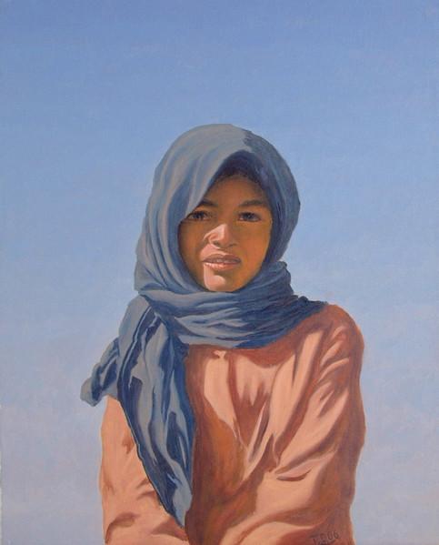 Zeitgenössisch, Orientalismus, Moderne kunst, Malerei, Orientaliste, Orientalist