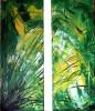 Dekoration, Abstrakt, Acrylmalerei, Malerei