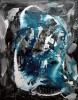 Abstrakt, Action painting, Acrylmalerei, Malerei