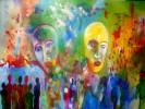 Malerei, Delilik, Memoriam, Teil