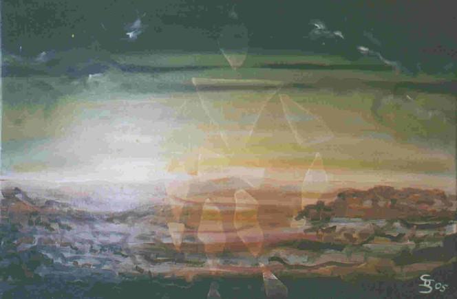 Yrureal, Multireal, Sakowitz, Cyber, Ölmalerei, Gehirn