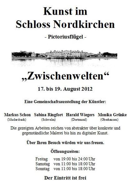 Malerei, Schloss, Ausstellung
