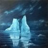 Meer, Wanderer, Eis, Wasser