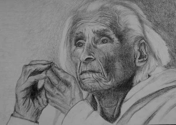 Ot Portrait Zeichnung Zeichnungen Von Mikajo Bei Kunstnet
