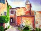 Provence, Süden, Malerei, Sommer
