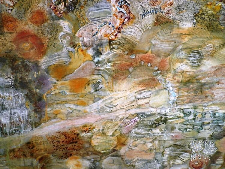 Acrylmalerei, Mischtechnik, Malerei, Malerei ii,