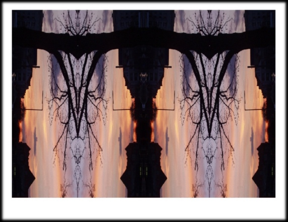 Digital, Schwarz, Gespinnst, Kontrast, Säule, Abstrakt