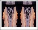 Gespinnst, Kontrast, Säule, Abstrakt