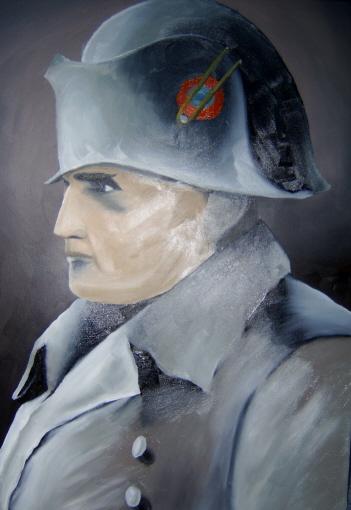 Bonaparte, Malerei,