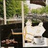 Erholung, Holland, Kaffee, Kanal