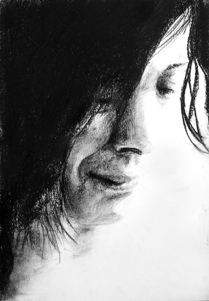 Entwurf, Zeichnung, Gleichzeitig, Unzufriedenheit, Portrait, Dennoch