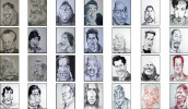 Mann, Politiker, Schreck, Karikatur