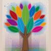 Digitale grafik, Vektor, Symbolik, Baum