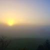 Nebel, Vovember, Sonne, Morgen