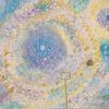 Spirale, Faden, Rechteck, Malerei