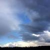 Wolkengrau, Himmelblau, Erdenschwarz, Fotografie