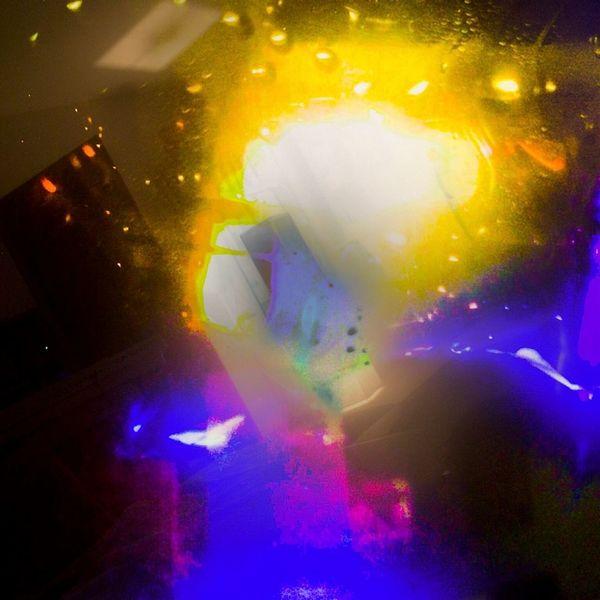 Licht, Farben, Schweben, Digitale kunst