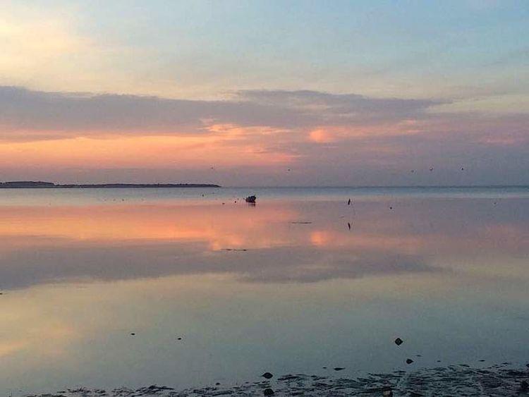 Ostsee, Sonnenuntergang, Weite, Fotografie