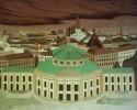 Burgtheater Wien - intarsienbilder marqueterie intarsia furnier einlegebilder wien marquetry marqueteria