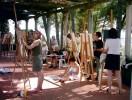 Menschen, Zeichenkurs, Fotografie, Toskana
