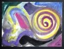 Symbol, Spirale, Menschheit, Abstrakt