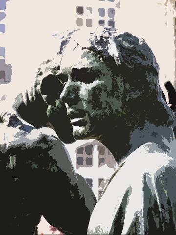 Bürger, Bronze, Fotografie, Calais, Stillleben, Paris