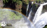 Regenbogen, Fotografie, Reiseimpressionen, Wasserfall