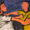 Malerei, Politik, Geselschaft