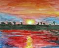 Wasser, Malerei, Meer, Stimmung