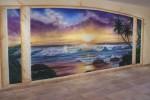 Meer, Wasser, Malerei, Strand