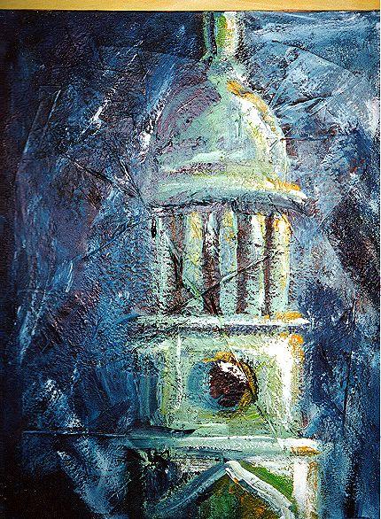 Kirche, Malerei,