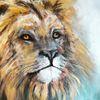 Afrika, Löwe, König, Tiere